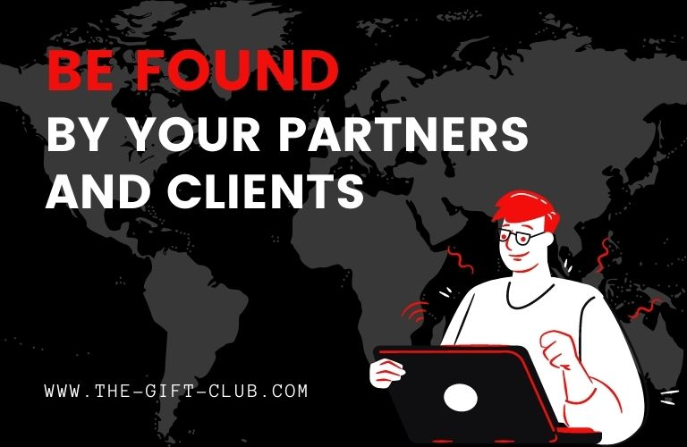 Be Found – by your clients & partners.  Add your company to the Directory