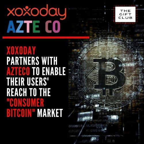 Xoxoday partners with Azteco