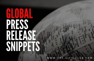 Read Industry Press Releases from Around the World