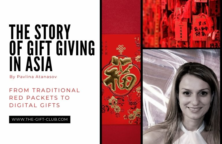 Gift giving in Asia by Pavlina Atanasov