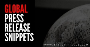 This Week's Global Press Release Snippets – Jan 7th