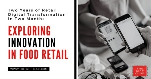 Two Years of Retail Digital Transformation in Two Months