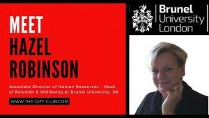 Hazel Robinson – Brunel University