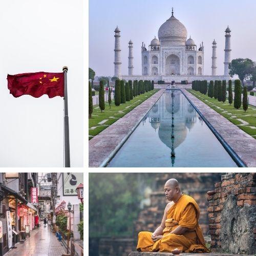 Asia – Global Press Release – 20th Jan
