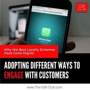 Adopting Different Ways to Engage with Customers