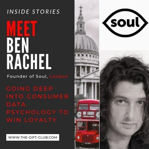Inside Stories with  Ben Rachel