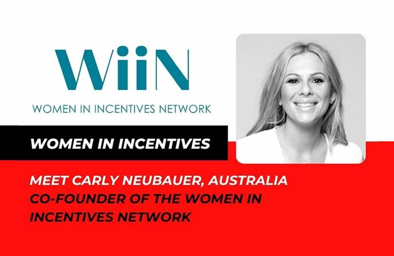 WIIN – meet a founder – Carly Neubauer