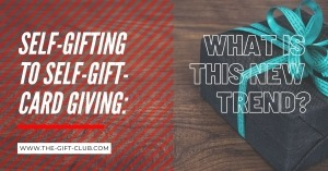 Gift Cards for Self Use – What is this new trend?