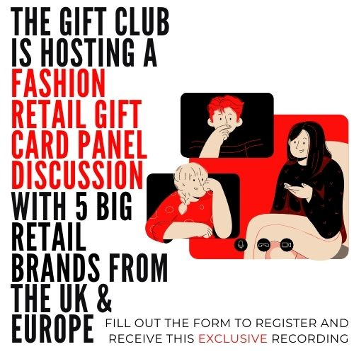 The Gift Club Fashion Retail Gift Card Panel Discussion - UK & Europe