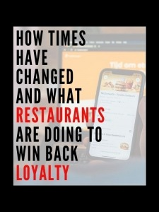 How Our Favourite Restaurants are Winning us Back with their Loyalty Programmes