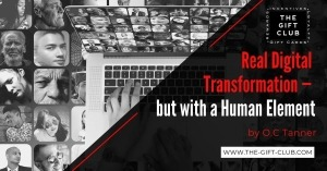 Real Digital Transformation—but with a Human Element
