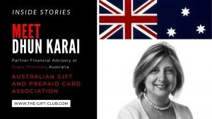 Q&A with Dhun Karai who is Spearheading the Australian Gift and Prepaid Association