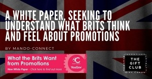 A White Paper, Seeking to Understand what Brits Think and Feel about Promotions by Mando-Connect