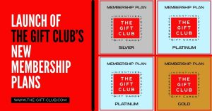 Launch of The Gift Club's New Membership Plans