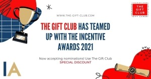 Don't Forget to Nominate Yourselves for the Incentive Awards!