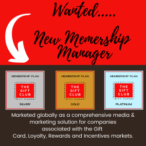 The Gift Club is looking for a Part time, Freelance Membership Manager