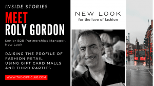 Raising the Profile of Fashion Retail using Gift Card Malls and Third Parties – an Interview with Roly Gordon
