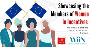 Showcasing the members of Women in Incentives – This week from Europe