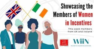 Showcasing the members of Women in Incentives – This week from UK and Ireland