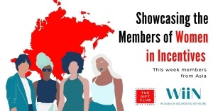 Showcasing the Members of Women in Incentives – Asia